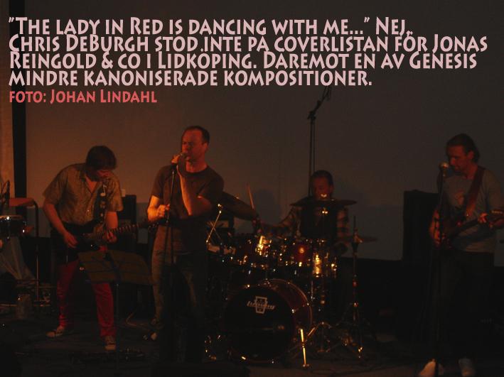 Kraft och kreativitet före karisma – Karmakanic levererade i Lidköping (2/2)