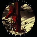 kate bush-red shoes